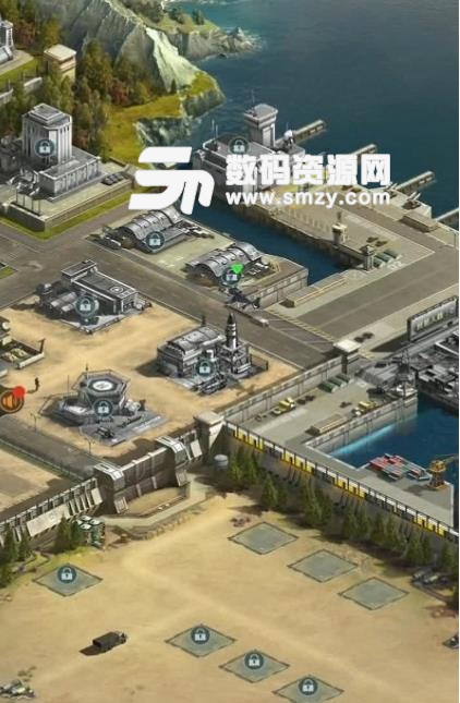 铁血战争中文版游戏截图