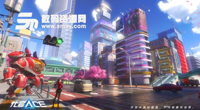 机动都市阿尔法iOS版图片