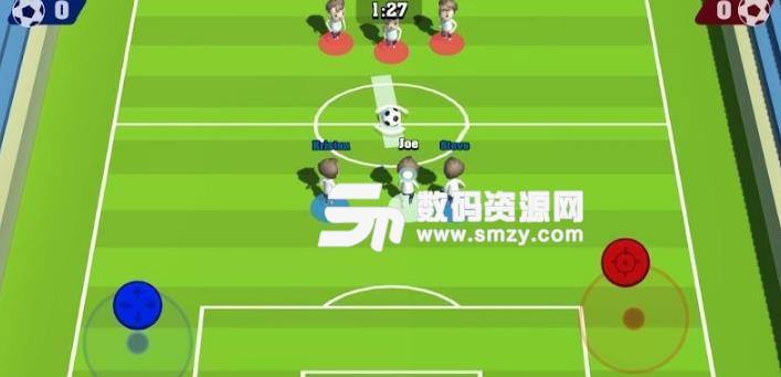 超级足球明星游戏手机版