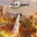 喷水直升机模拟器手游