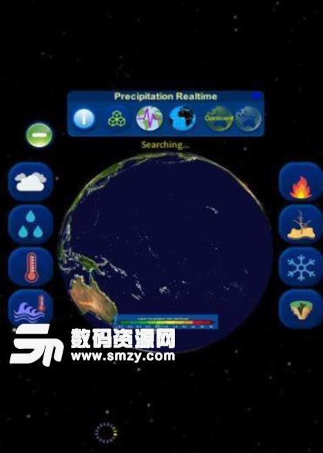 地球气象呈现仪安卓app