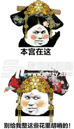后宫宫斗表情包高清版下载图片