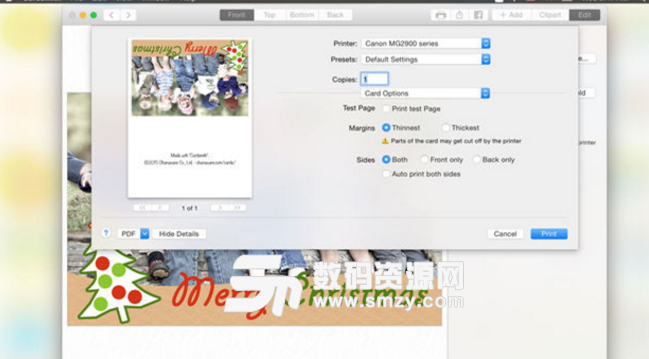 Cardsmith Mac版