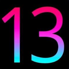 苹果iOS13固件开发者Beta1