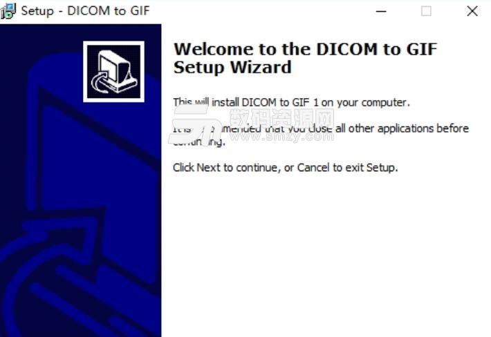 dicom to gif官方版