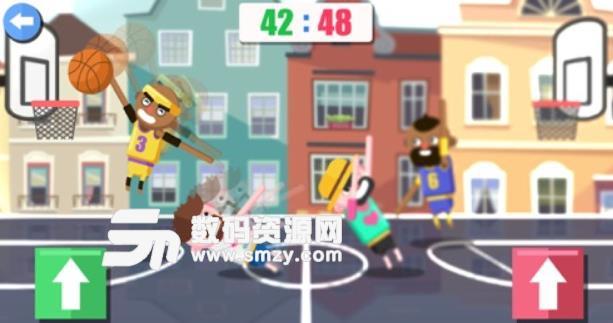 趣味双人篮球手游苹果ios版