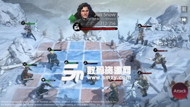 權力的游戲境外對決iOS版截圖