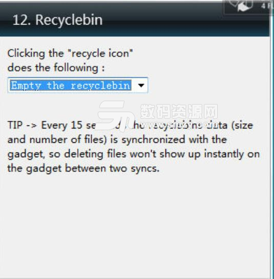 chameleon recyclebin下载