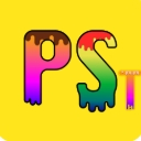 PS图片文字长拼图app