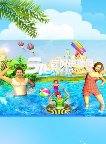 水上乐园跑酷模拟安卓版
