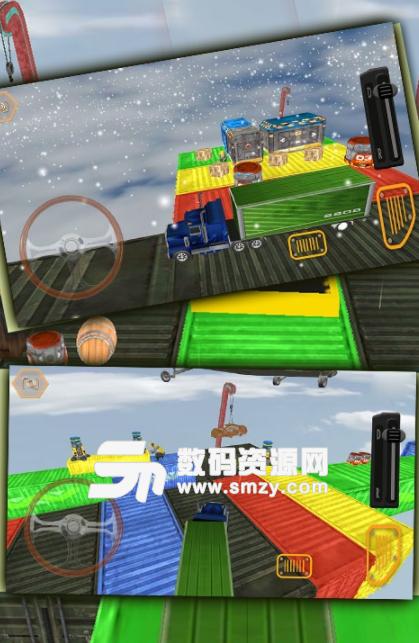 模拟卡车运输3d安卓版(卡车模拟游戏) v1.1 手机版