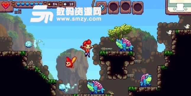 鹰之岛游戏玩法