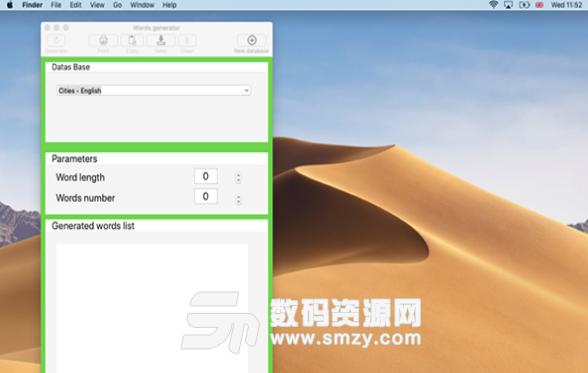 WordGenerator Mac版