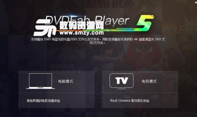 DVDFab Player5