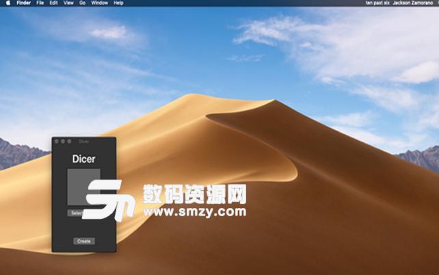 Dicer Mac版