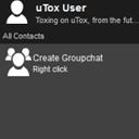 uTox加密聊天工具