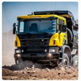 欧洲越野卡车模拟器最新版