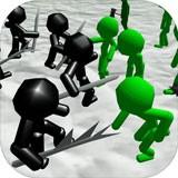 火柴人模擬器僵尸之戰app最新版