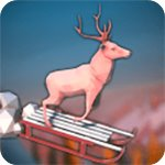 動物冒險:下坡沖刺安卓app