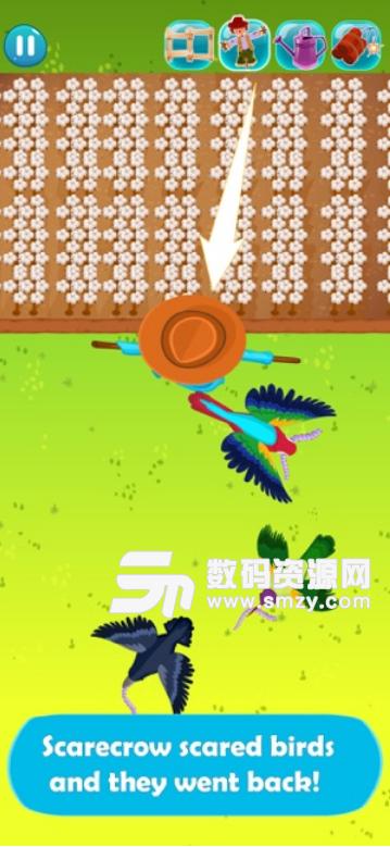 农场救援鸟粉碎机苹果版