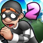 神偷鲍勃2:双重麻烦破解安卓手机app