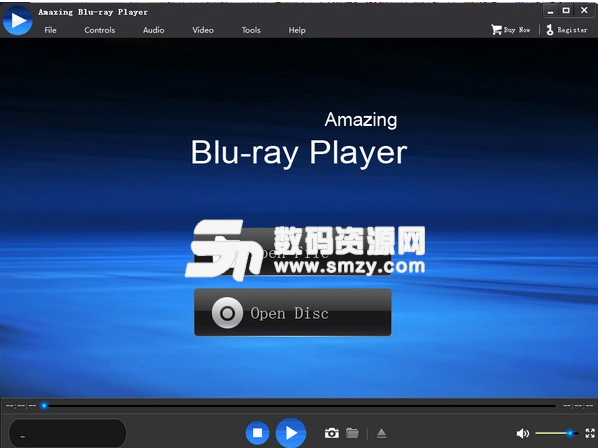Amazing Blu-ray Player