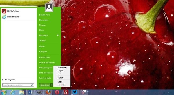 Start Menu 8(Win8开始菜单找回工具)最新版下载