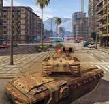 无限坦克手机版