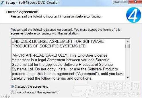Soft4Boost DVD Creator最新版