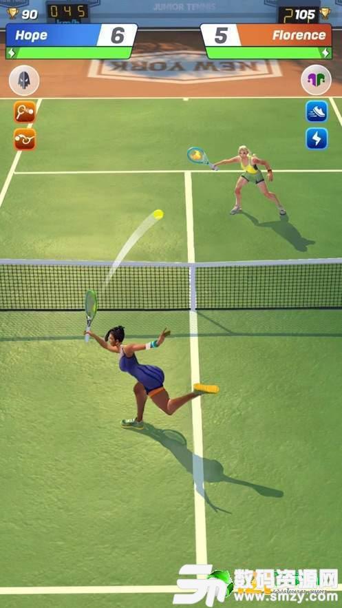 网球传奇3d图3