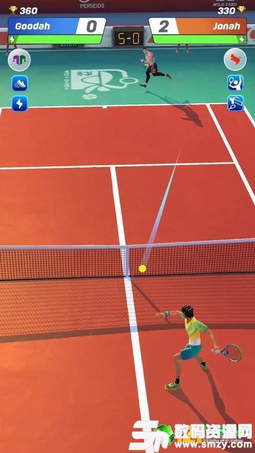 网球传奇3d图2