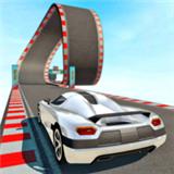巨型斜坡特技车app最新版