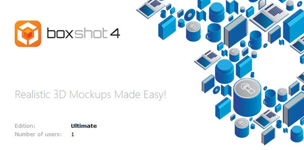Boxshot 4 Ultimate(3D包裝盒設計工具)官方版下載