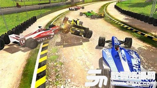 F1方程式国际赛车