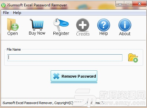iSumsoft Excel Password Remover最新版