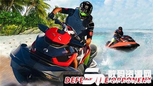 摩托艇特技模擬官方版
