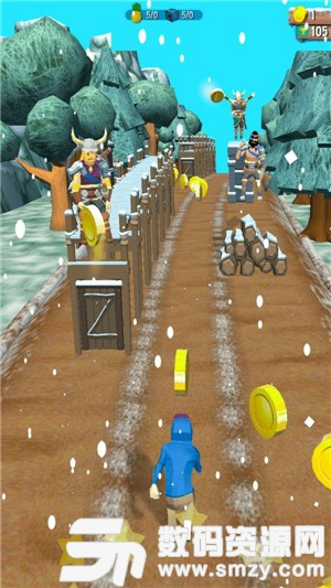 维京酷跑3D官方版