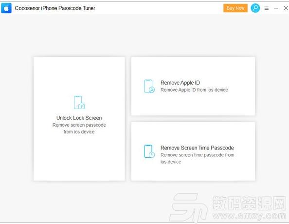Cocosenor iPhone Passcode Tuner