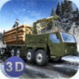 冬季伐木卡车模拟器手机版
