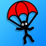 火柴人跳伞救援手机app