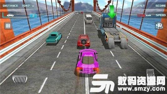 賽車駕駛狂飆3D官方版