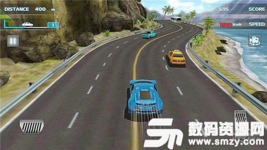 賽車駕駛狂飆3D手機版