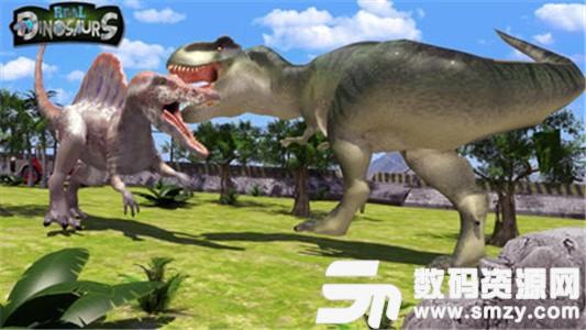 模拟真实大恐龙3D