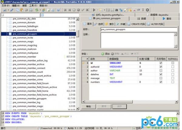 MySQL管理器绿色版(服务器类) v10.2.0.5767 官方版