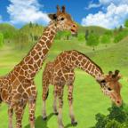 長頸鹿叢林生活模擬器手機版下載