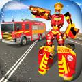 机器人消防车司机2020最新版