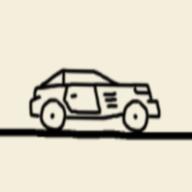 卡通画线汽车最新版