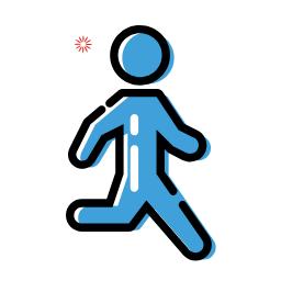 小藍運動計步安卓版app