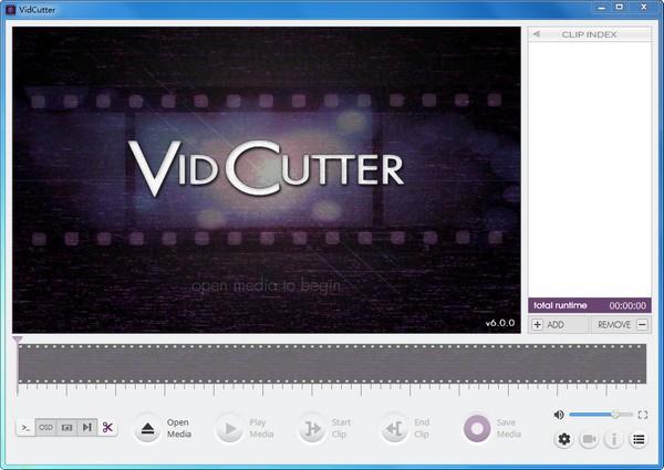 音视频剪辑软件(VidCutter)官方版下载