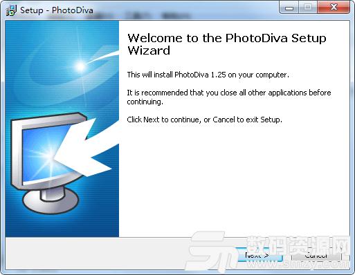 PhotoDiva(艺术照编辑软件)客户端